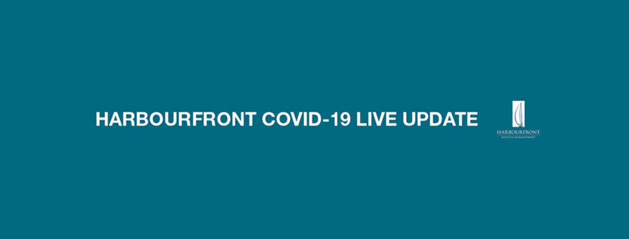 Harbourfront COVID-19 Live Update